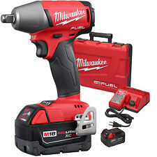 """M18 FUEL 1/2"""" Impact Wrench Friction Ring Kit Milwaukee 2755B-22 New"""