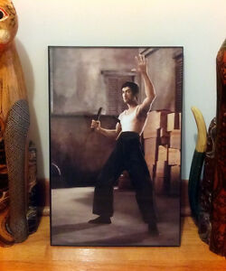 Bruce-Lee-11-034-x-17-034-Poster-Limited-Edition