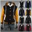 Men-039-s-Winter-Hoodie-Outwear-Sweater-Warm-Coat-Baseball-Jacket-Hooded-Sweatshirt thumbnail 6