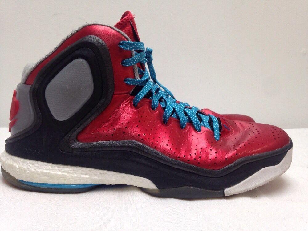 buy online d0e3a 243af Derrick Rose Basketball Shoes Men s Size 13 Running Running Running Cross  Train Boost Shoe 13 73a6e4