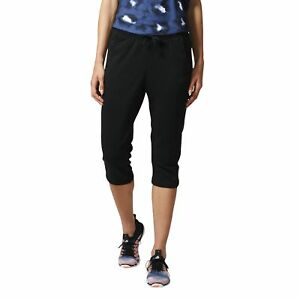 Adidas-Mujer-Ess-Solid-3-4PT-Pantalones-Pirata-Polainas-Running-Trainingshoe