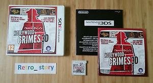 Nintendo-2DS-3DS-James-Noir-039-s-Hollywood-Crimes-PAL