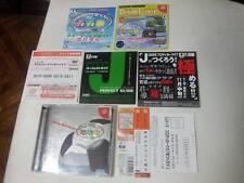 J.LEAGUE PROFESSIONAL SOCCER CLUB! JAP JAPANESE JP SEGA JAPAN DC DREAMCAST GAMES