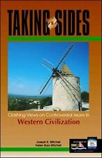 Taking Sides: Clashing Views on Controversial Issues in Western Civilization by