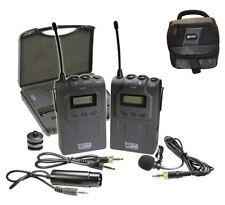 Canon VIXIA HF G20 Camcorder External Microphone - by Vidpro