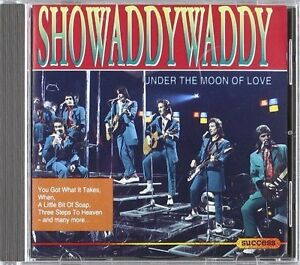 Showaddywaddy-Under-the-moon-of-love-14-tracks-1993-CD