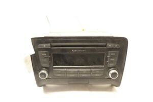 radio receiver 8j0035186p fits 2009 audi tt 8j ebay. Black Bedroom Furniture Sets. Home Design Ideas