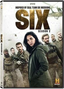 Six-Season-2-New-DVD-2-Pack-Widescreen