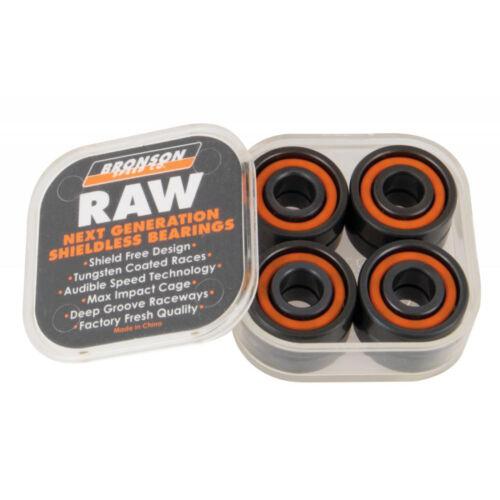 Bronson Geschwindigkeit Co. Raw Lager