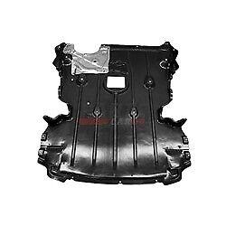 Front Engine Splash Shield For 2008-2013 BMW 128i Coupe Center 2-Dr