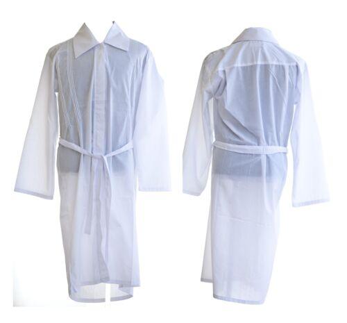 Holidays White Kittel Jewish Kosher Symbols Robe Feast Gift Holy Kitel All sizes