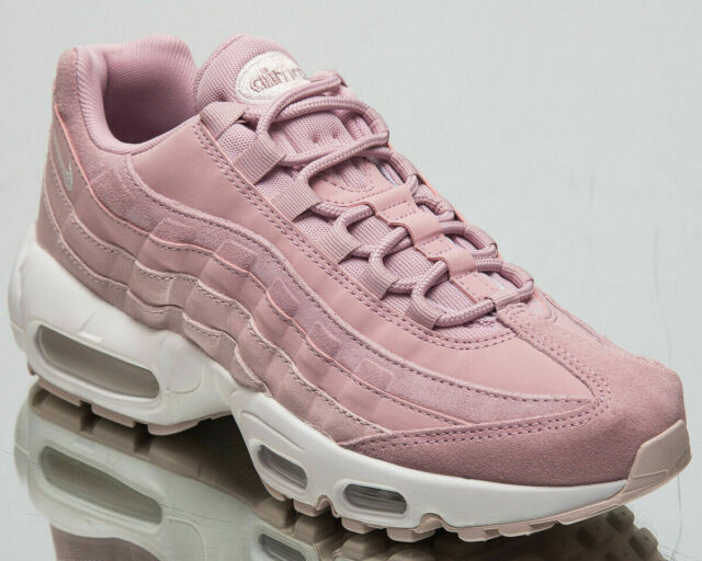 usine authentique 1e9bd 07d09 Womens Nike Air Max 95 PRM 807443-503 Plum Chalk/Barely Rose NEW Size 6