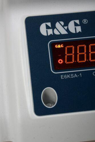 G/&G E-S Wasserschutz IP 67  Waage Präzisionswaage Industriewaage Tischwaage