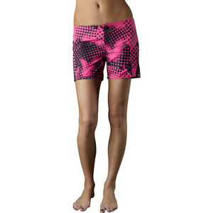 Fox-Girls-Lucent-Boardie-Bubble-Gum-Short-Cheap-Special-RRP-59-95