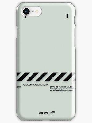 Off White 2018 Iphone Case Off White Iphone X 6 7 8 S Plus Ebay