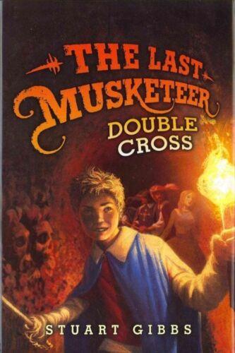 1 of 1 - Good, Double Cross (Last Musketeer), Gibbs, Stuart, Book