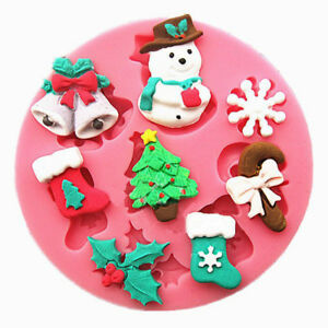 DIY-Christmas-Gift-Shaped-Silicone-Mold-Food-Grade-Fondant-Chocolate-Cake-Moulds