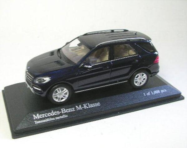 MERCEDES-BENZ M-CLASS (tansanitbleu) 2011