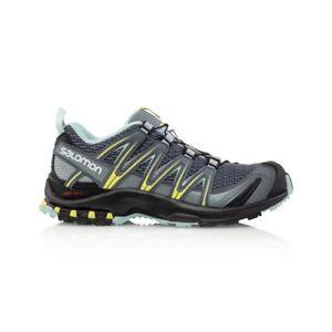 Salomon-XA-Pro-3D-Women-039-s-shoe-Stormy-Weather-Lead-Eggshell-Blue