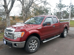 2014 Ford F 150 Chrome Package