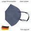 Indexbild 49 - ✅10 Stück CE Zertifiziert FFP2 Maske Bunt DEUTSCHER HÄNDLER Atemschutz ✅  TÜV