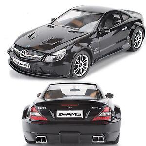 Mercedes-Benz-AMG-SL-65-Telecommande-Maquette-de-voiture-RC-avec-la-lumiere
