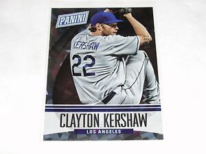 1377366cd Image is loading 2015-Panini-National-CLAYTON-KERSHAW-2-Cracked-Ice-