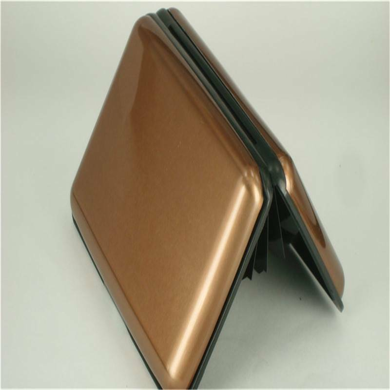 Multifunction Credit Card Holder Wallet Portable 1Pc Fashion Thin Coin Purse KS