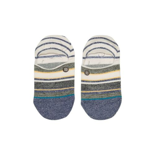 Stance Men Castro Invisible Socks white natural
