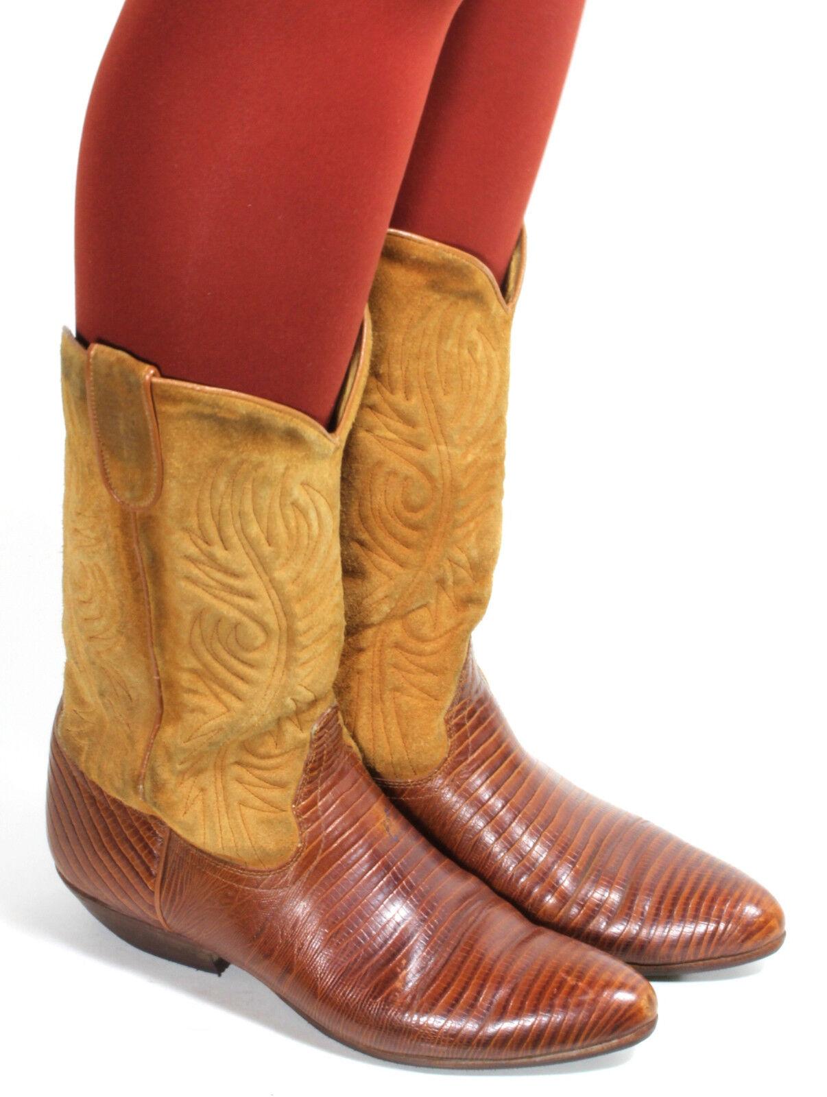 Westernstiefel Cowboystiefel Catalan Style Line Dance Texas Boots Sancho 39