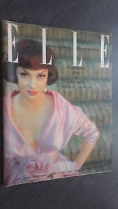 Revista-Elle-N-729-Revista-Semanal-Diciembre-1959-ABE