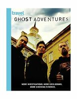 Ghost Adventures: Season 3 Free Shipping