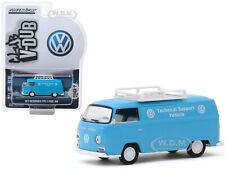 GREENLIGHT 97040 C 1971 VW VOLKSWAGEN TYPE 2 PANEL VAN PEACE /& LOVE DESIGN 1//64
