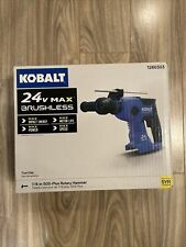 Kobalt 1260303 24v Max Brushless 78 Inch Sds Plus Rotary Hammer Drill Tool