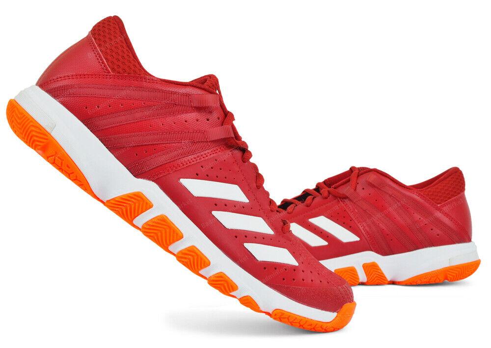 Adidas WUCHT P5.1 Badminton schuhe Unisex Indoor schuhe Burgundy Racket G28398
