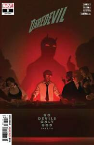 Daredevil-8-No-Devils-Only-God-part-3-Marvel-Comic-1st-Print-2019-unread-NM