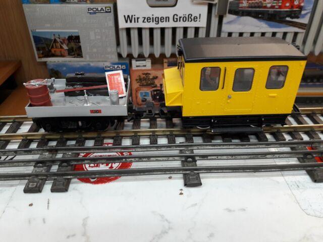 LGB 20010 Bahnmeister Draisine Motorblock Gehäuse Spur G LGB ERSATZTEILE