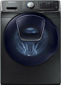 Samsung WF45K6500AV 27 Inch Smart Front Load Washer 4.5 cu. ft. Capacity NOB!