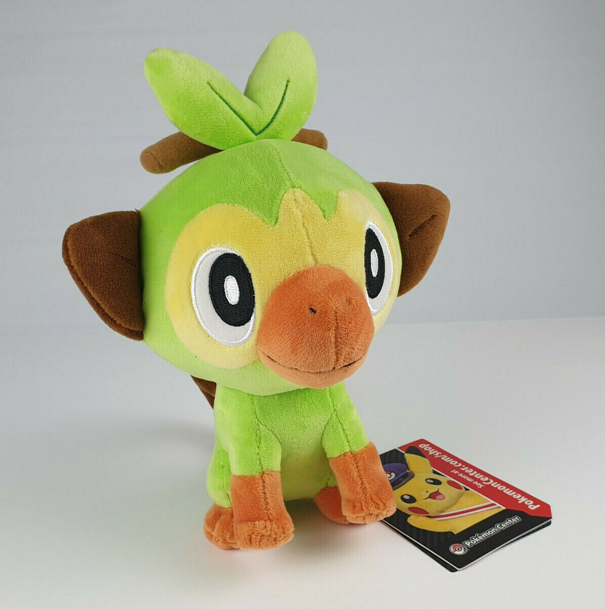 Mega Grooky – It evolves from thwackey starting at level 35.