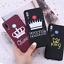 thumbnail 1 - King Queen Crown Luxury Couple case for Xiaomi Mi Redmi Note 7 8 9 lite Pro Plus