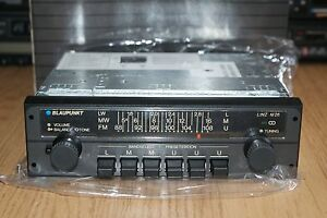 NEW Blaupunkt Linz M26 NOS 80s Classic Car Stereo Boxed MP3 Warranty Ford Rover - Bishops Stortford, Hertfordshire, United Kingdom - NEW Blaupunkt Linz M26 NOS 80s Classic Car Stereo Boxed MP3 Warranty Ford Rover - Bishops Stortford, Hertfordshire, United Kingdom