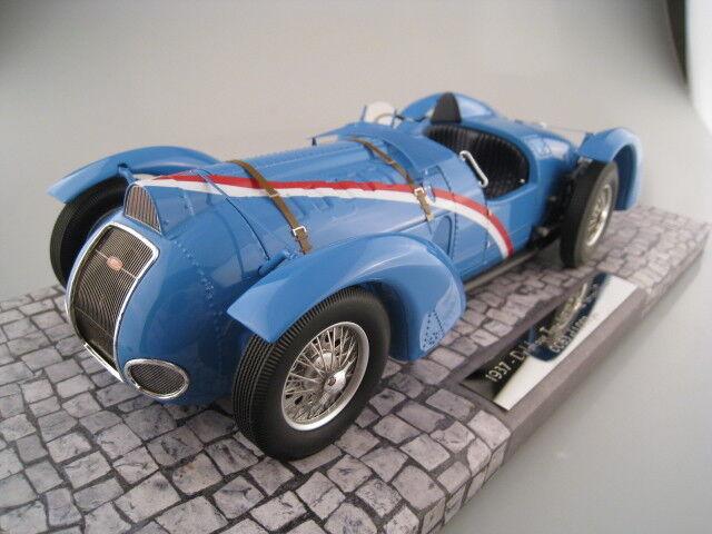 DELAHAYE TYPE 145 v-12 Grand Prix 1937 limitée  1.002 Pièces Minichamps 1 18 Neuf  jusqu'à 65% de réduction