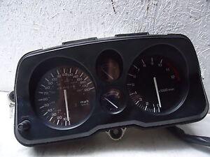 Honda Cbr1000f Clocks 1988 Cbr Dash Ebay
