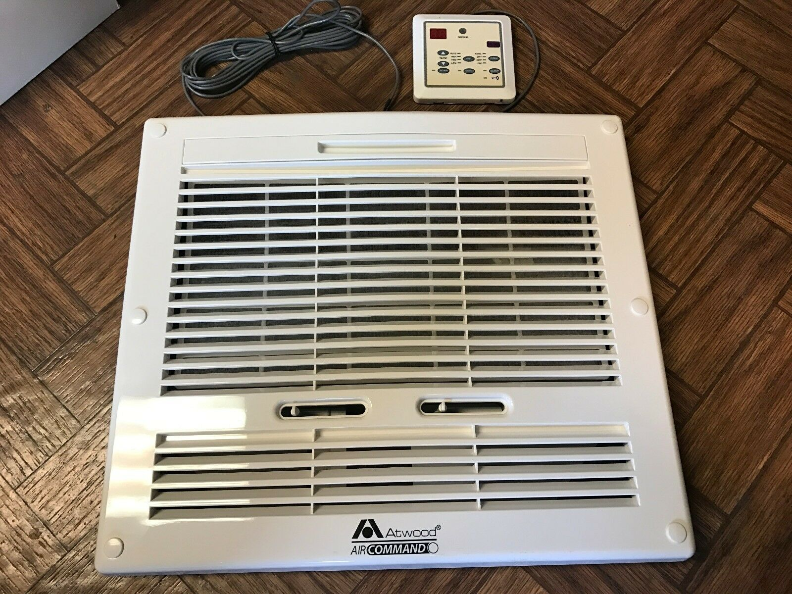 Wonderful RV Air Conditioner Intake Grill As Well Honeywell Return Air