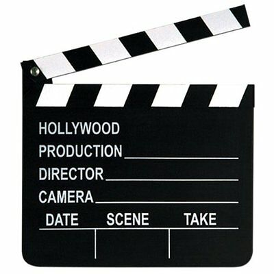 Movie Set Clapboard Hollywood Night Party Favor