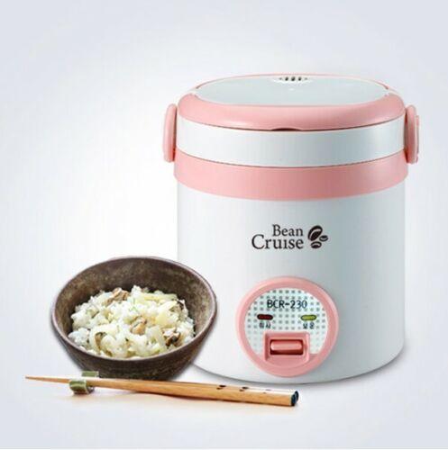 Bean Cruise Portable Mini Cuiseur à riz BCR-230 pour 1 ~ 2 personnes 0.3 L
