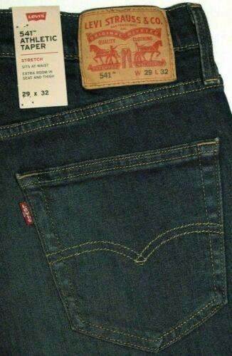 Blau Herren Levi/'s 541 Athletic Taper Jeans 181810074