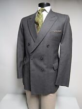 Hawes & Curtis Savile Row London By Appointment charcoal sport /suit coat 44 R