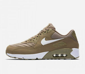 nike air max 90 ultra breathe khaki trainers nz