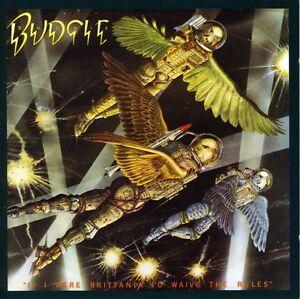 Budgie-If-I-Were-Brittania-I-039-d-Waive-the-Rules-New-CD-Bonus-Tracks-Rmst